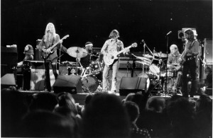 allman brothers band Bank of America Pavilion