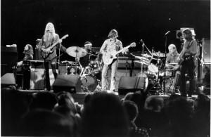 allman brothers band Bank of America Pavilion