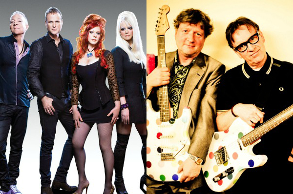 B52s Squeeze Bank Of America Pavilion