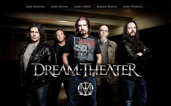 Dream Theatre Bank of America Pavilion