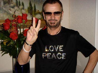Ringo Starr Bank Of America Pavilion