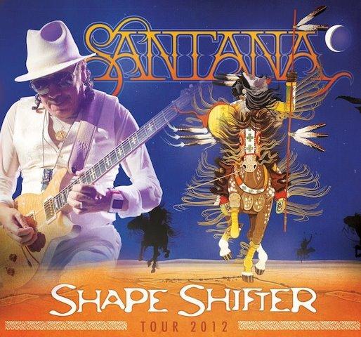Santana Bank Of America Pavilion