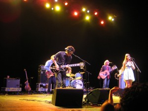 She and Him-Bank of America Pavilion