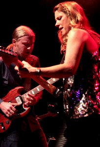 Black Crowes &Tedeschi Trucks Band-Bank of America Pavilion