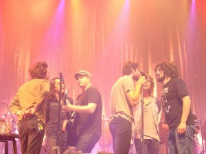 Counting Crows & The Wallflowers_Bank of America Pavilion