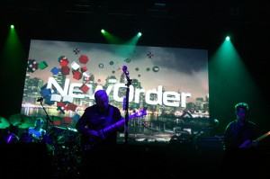 New Order-Bank of America Pavilion