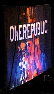 OneRepublic-First Naiagra Pavilion
