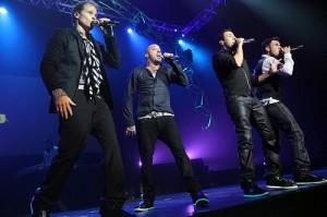 Backstreet Boys, Jesse McCartney & DJ Pauly D-Bank of America Pavilion