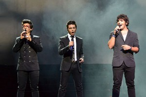 Il Volo-Bank of America Pavilion