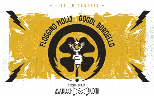 Gogol Bordello & Flogging Molly