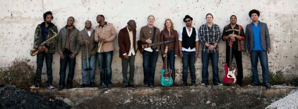 Tedeschi Trucks Band & Sharon Jones and the Dap Kings
