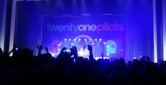 Twenty One Pilots & Echosmith