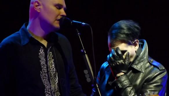 Smashing Pumpkins & Marilyn Manson