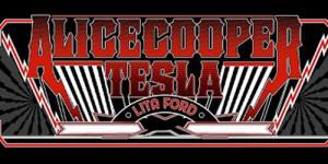 Alice Cooper, Tesla & Ford