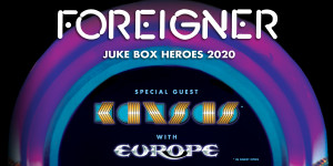 Foreigner, Kansas - The Band & Europe