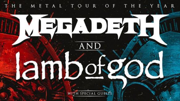 Megadeth and Lamb of God