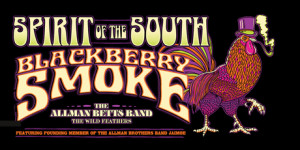 Blackberry Smoke, The Allman Betts Band, Jaimoe & The Wild Feathers